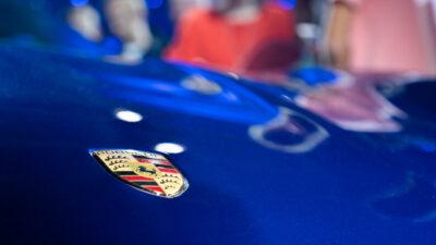 Porsche – Taycan