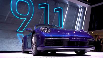 Porsche – Geneve 2019