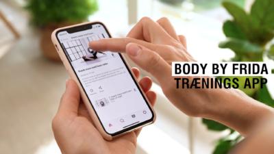 BodyByFrida – App Promo